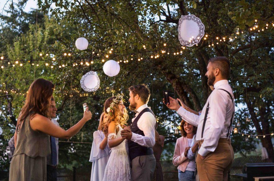 10 conseils pour un mariage en plein air parfait