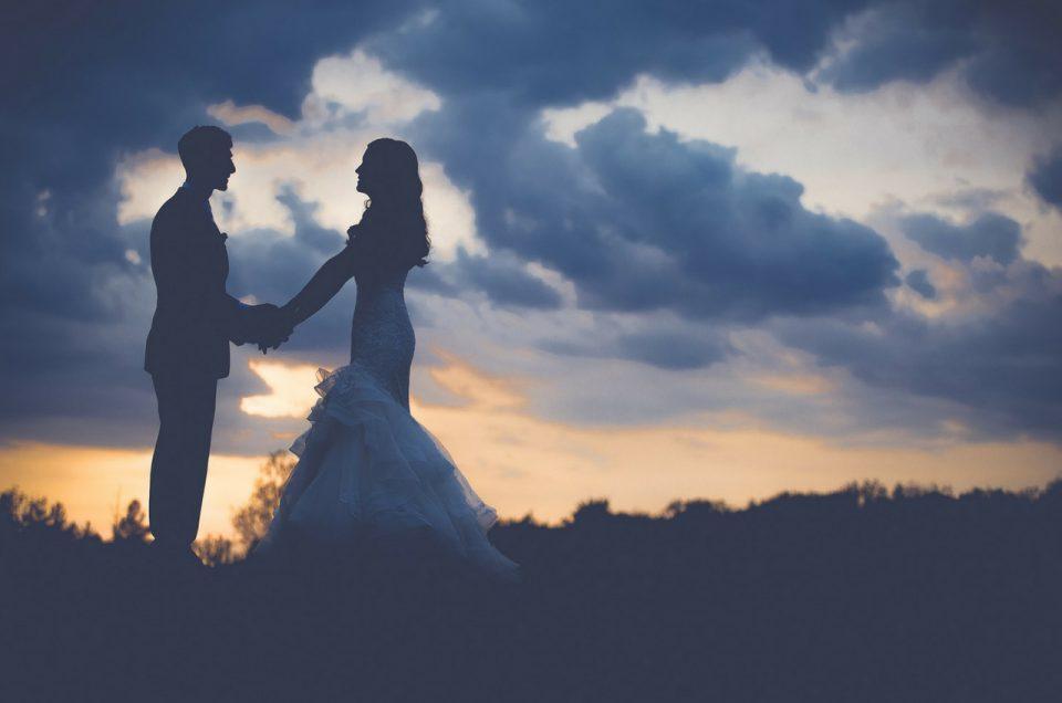 3 astuces pour être à l'aise dans votre robe de mariée