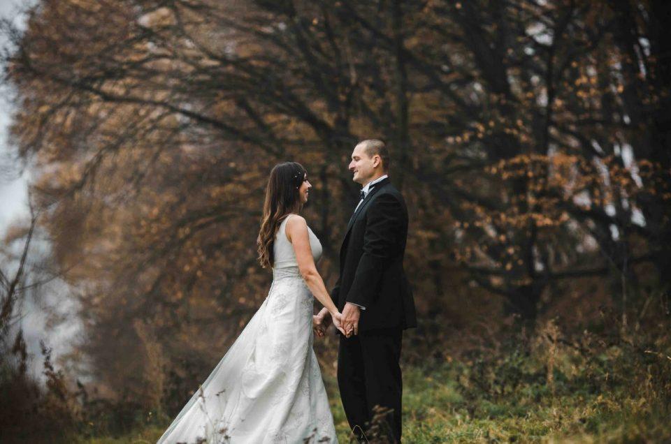 Comment organiser un mariage en automne