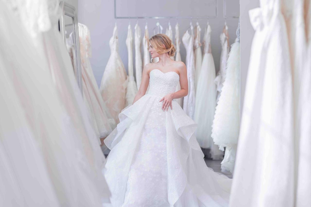 Que faire de sa robe de mariée après le mariage ?
